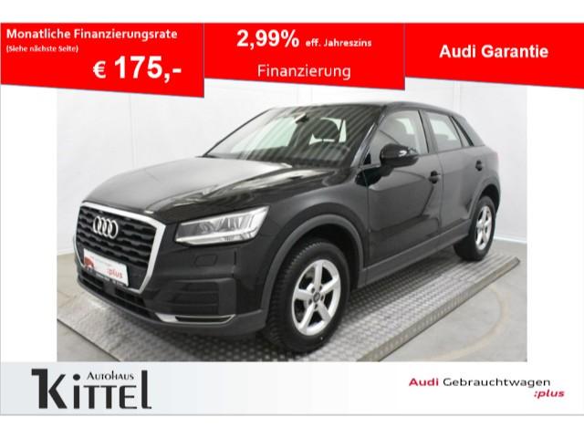 Audi Q2 1.0 TFSI 85(116) kW(PS) 6-Gang, Jahr 2017, Benzin