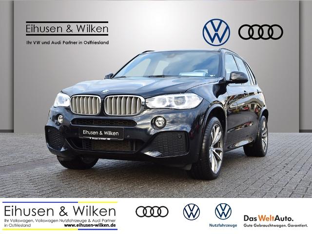 BMW X5 xDrive*40d*SPORT PAKET M-TECHNIK*NAVI*AHK*, Jahr 2014, Diesel