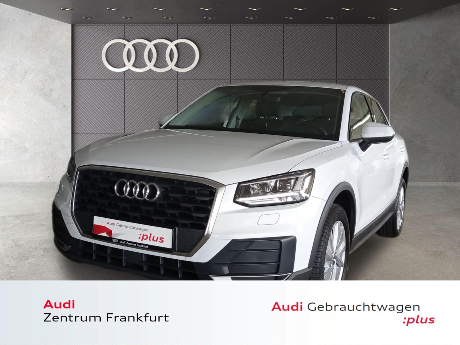 Audi Q2 30 TFSI LED Navi Tempomat PDC Sitzheizung, Jahr 2019, Benzin
