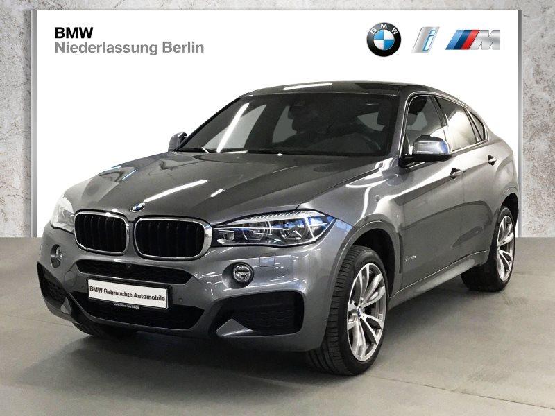 BMW X6 xDrive30d EU6 M Sport LED Navi Komfortsitze, Jahr 2017, Diesel