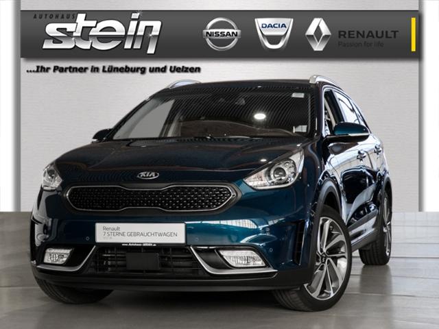 Kia Niro 1.6 GDI 2WD Aut. Spirit Hybrid-Benzin Xenon Navi e-Sitze Rückfahrkamera, Jahr 2016, Hybrid