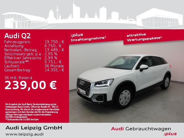 Audi Q2 1.6 TDI sport *LED*Navi*ACC*DAB*, Jahr 2016, Diesel