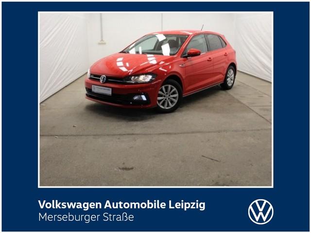 Volkswagen Polo 1.0 TSI Highline R-Line *ACC*DSG*SHZ*, Jahr 2018, Benzin
