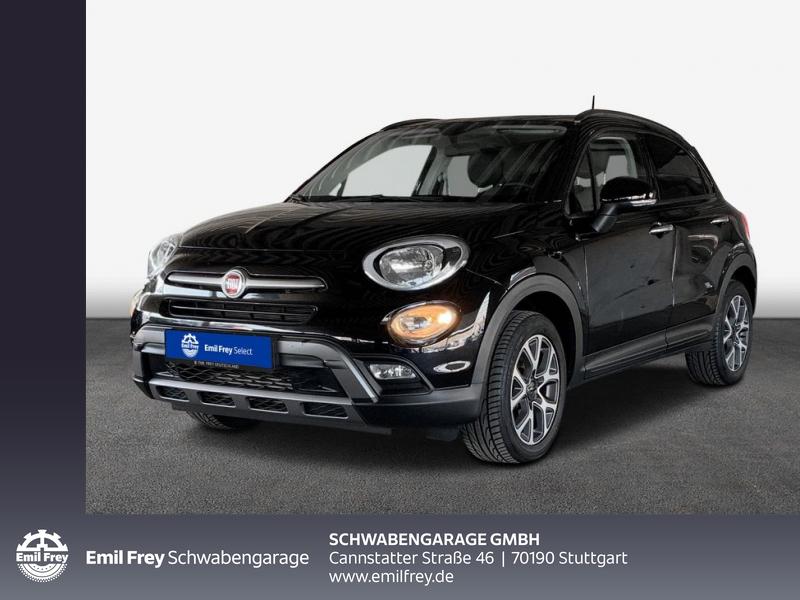 Fiat 500X 1.4 Multiair 4x2 S&S Cross Klima Tempomat, Jahr 2016, Benzin
