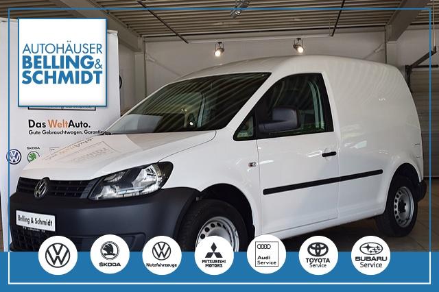 Volkswagen Caddy Kasten 1.6TDI Klimaanlage Radio CD/MP3, Jahr 2013, Diesel