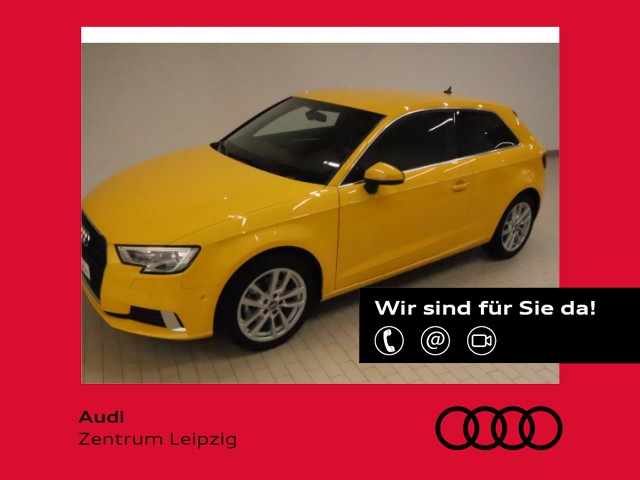 Audi A3 1.4 TFSI sport *Standheizung*S tronic*Xenon*, Jahr 2016, Benzin