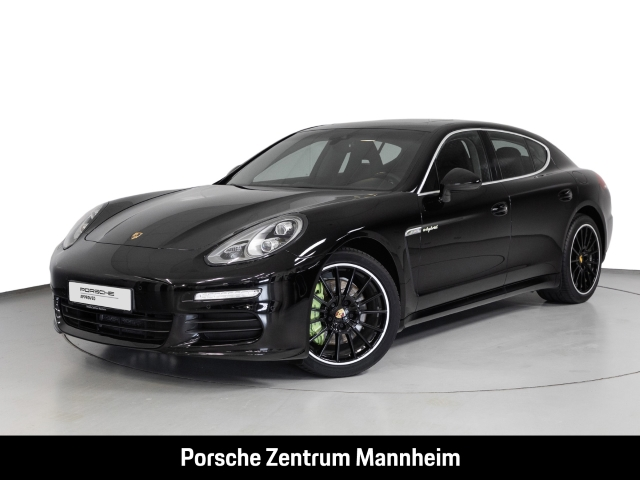 Porsche Panamera S E-Hybrid SportChrono LED SHZ v+h BOSE, Jahr 2015, Hybrid