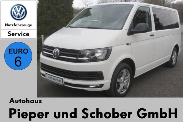 Volkswagen T6 Multivan Trendline Navi 7Sitze 2xKlima AHK, Jahr 2017, Diesel