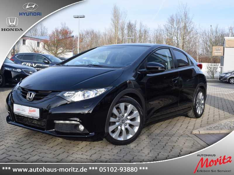 Honda Civic 1.8i Lifestyle *MIT BI XENON*DAB*, Jahr 2014, Benzin