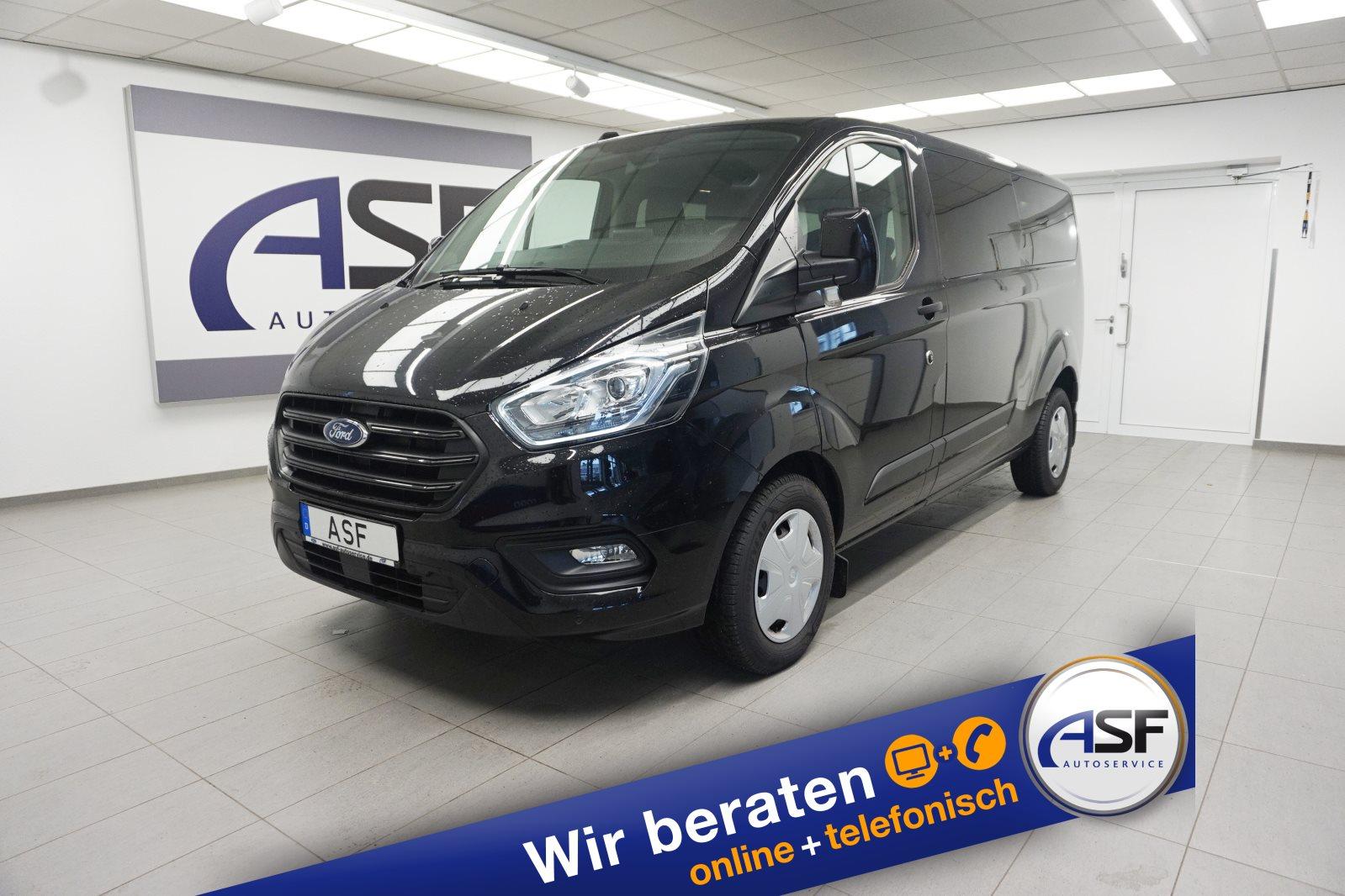 Ford Tourneo Custom /Transit Custom Kombi L2 Trend #Automatik #9 Sitze #Navi #DAB, Jahr 2020, Diesel