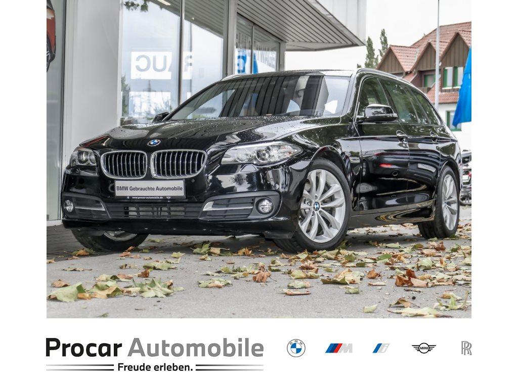 BMW 520d Touring Edition Sport +Navi.+Head-Up +Hifi +Innovationspaket +Drivibg Assis., Jahr 2016, Diesel