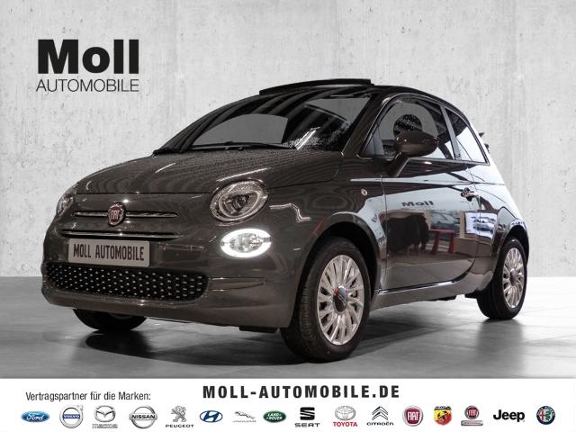 Fiat 500C Serie 8 Hybrid - Lounge inkl.WKR DAB+, Klima, Apple LED-Tagfahrlicht Multif.Lenkrad Temp, Jahr 2020, Benzin