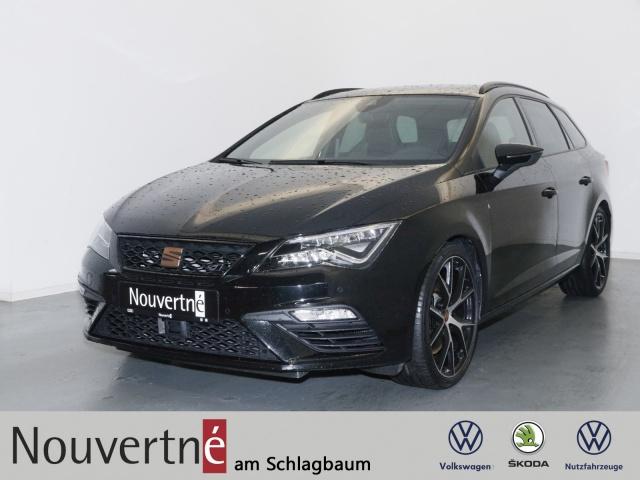 Seat Leon 2.0 TSI ST Cupra + Pano + Kamera + BEATS + DA, Jahr 2019, Benzin