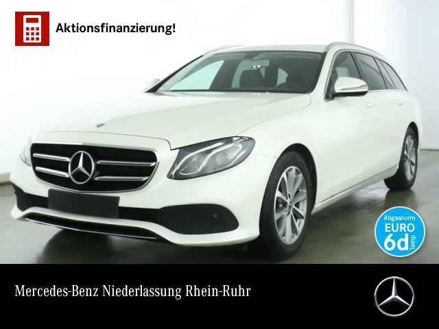 Mercedes-Benz E 200 d T Avantgarde LED Kamera Totwinkel PTS 9G, Jahr 2019, Diesel