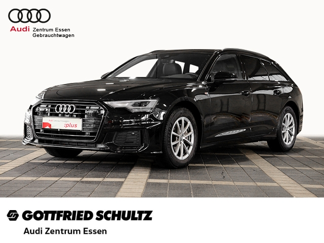 Audi A6 AVANT 40 TDI QUATTRO S-tronic S Line LED NAV SHZ PDC KEYLESS RÜFAHR FSE MUFU, Jahr 2020, Diesel