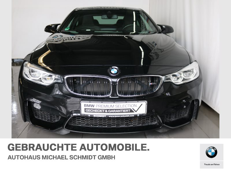 BMW M4 Coupé M PERFORMANCE ABGAS+M DRIVERS PACKAGE+NAVI PROF+HARMAN, Jahr 2015, petrol