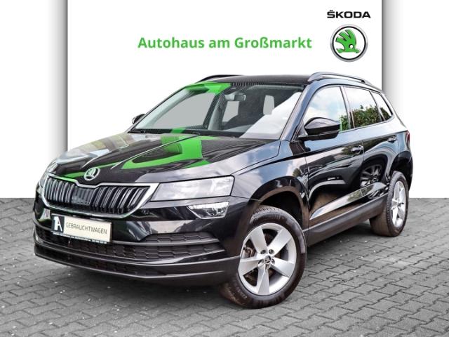 Skoda Karoq Ambition 4x4 TDI DSG NAVI, Jahr 2018, Diesel