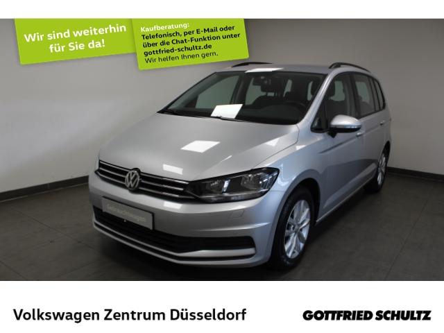 Volkswagen Touran Comfortline 1.6 TDI *Standhzg*Navi*ACC*PDC*, Jahr 2018, Diesel