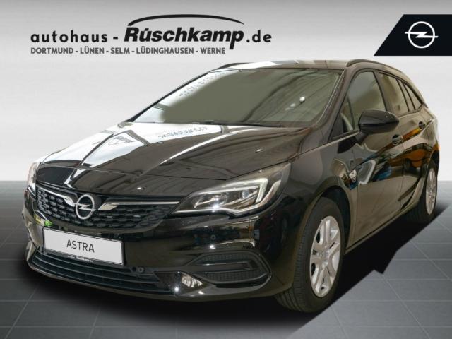 Opel Astra K Sports Tourer Edition Start Stop 1.2 Turbo EU6d Navigation, Jahr 2021, Benzin