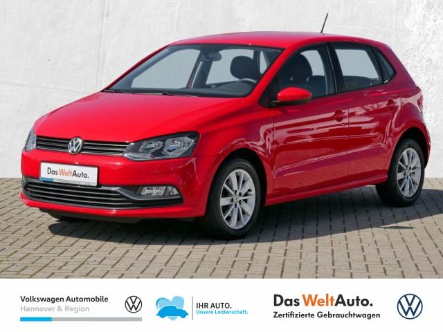 Volkswagen Polo 1.0 Comfortline PDC Klima Sitzheizung, Jahr 2017, Benzin