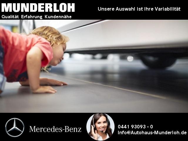 Mercedes-Benz CLA 220 d Shooting Brake Urban Distronic LED AHK, Jahr 2017, Diesel