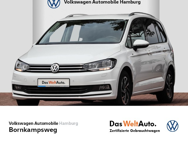 Volkswagen Touran 1.2 TSI Join NAVI/PDC/ACC, Jahr 2018, Benzin