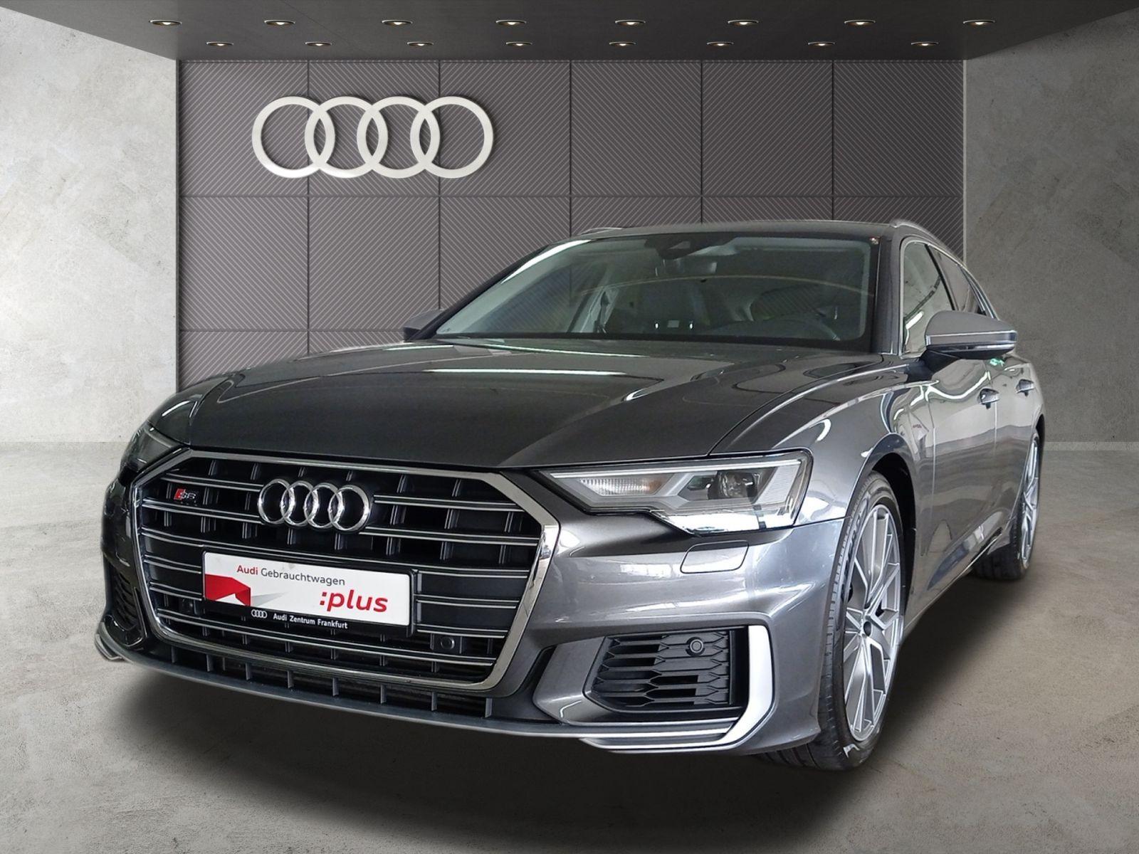 Audi S6 Avant TDI quattro tiptronic LED Navi PDC, Jahr 2019, Diesel