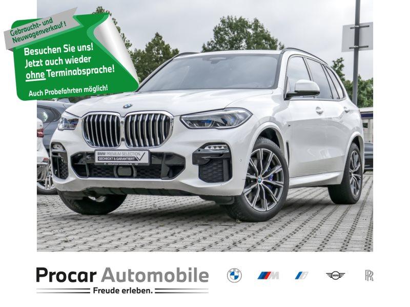 BMW X5 xDrive40d M SPORT PANO AHK LASERLICHT DA PROF. HIFI, Jahr 2020, Diesel