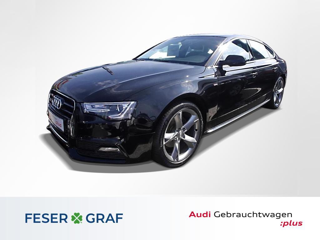 Audi A5 Sportback 1.8 TFSI S-line int. Xenon PDC, Jahr 2015, Benzin