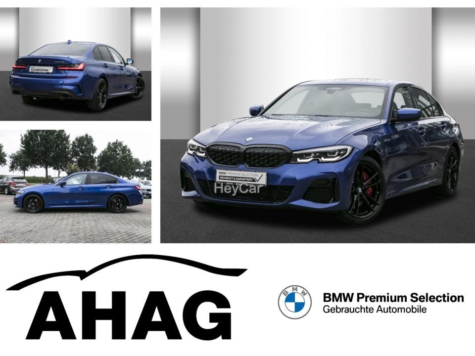 BMW M340i xDrive Sport Aut. HUD 19Zoll Drivi-Profess, Jahr 2021, Benzin