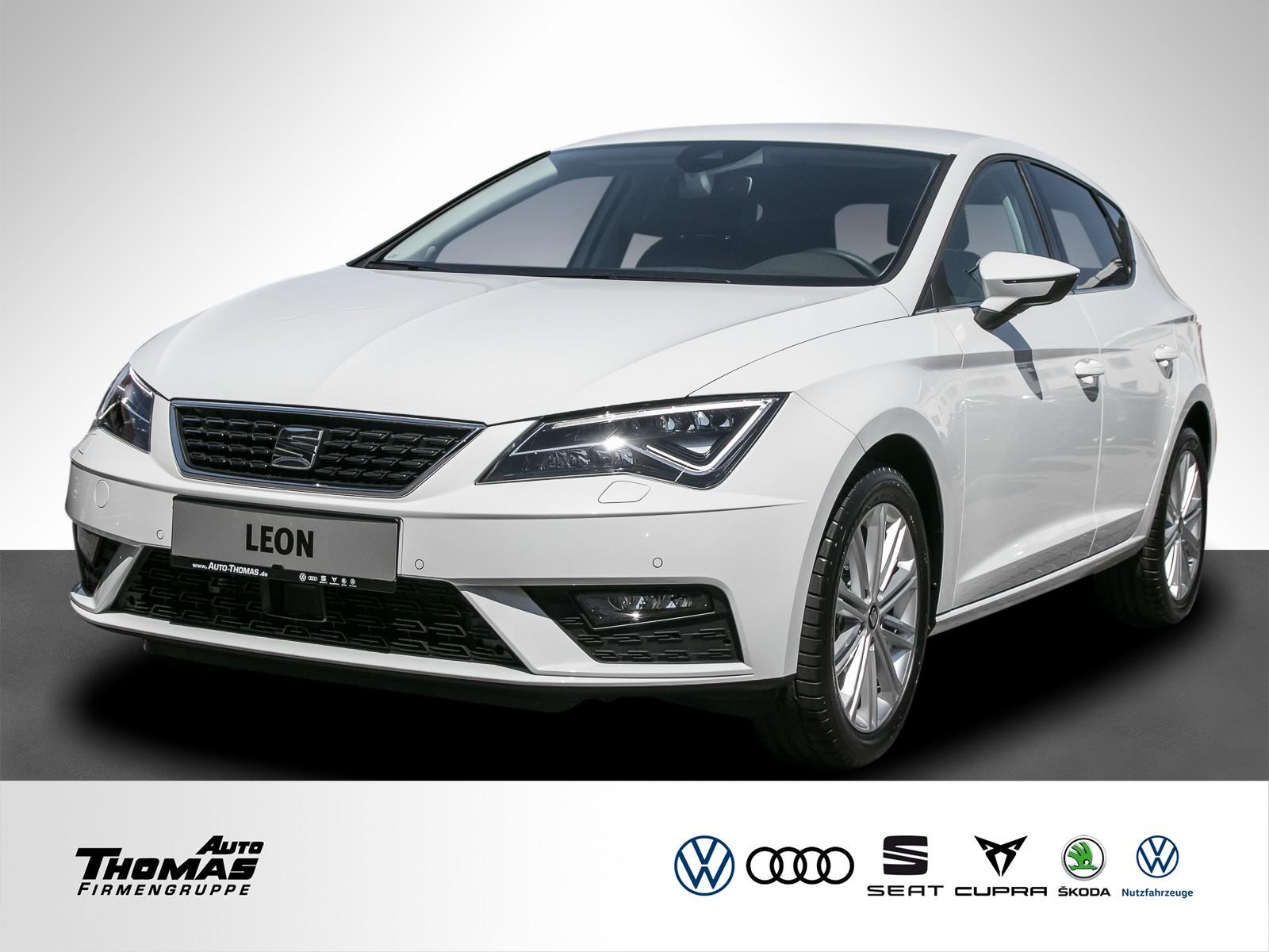 Seat Leon Sportstourer Xcellence 1.5 TSI NAVI+LED+ACC, Jahr 2020, Benzin