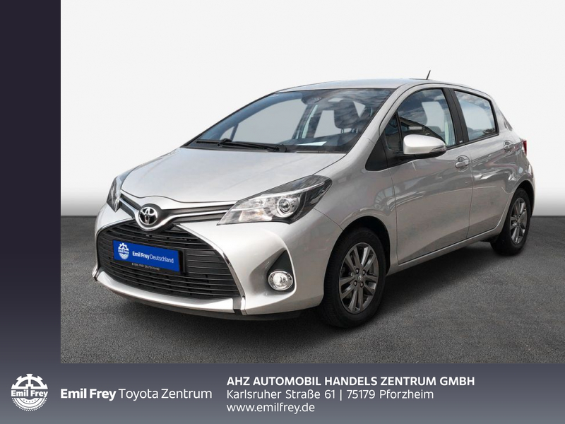 Toyota Yaris 1.33 VVT-i Edition-S, Jahr 2016, Benzin