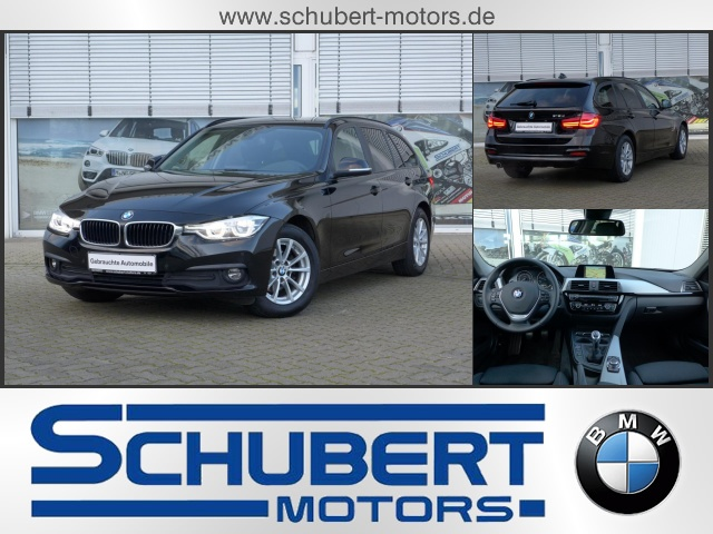 BMW 318d Touring Adapt. LED HUD NavBusiness HIFI, Jahr 2016, diesel