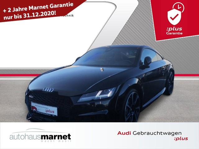 Audi TT RS Coupé Martrix OLED B&O Sport Ausp. RS Paket Optik schwarz, Jahr 2017, Benzin