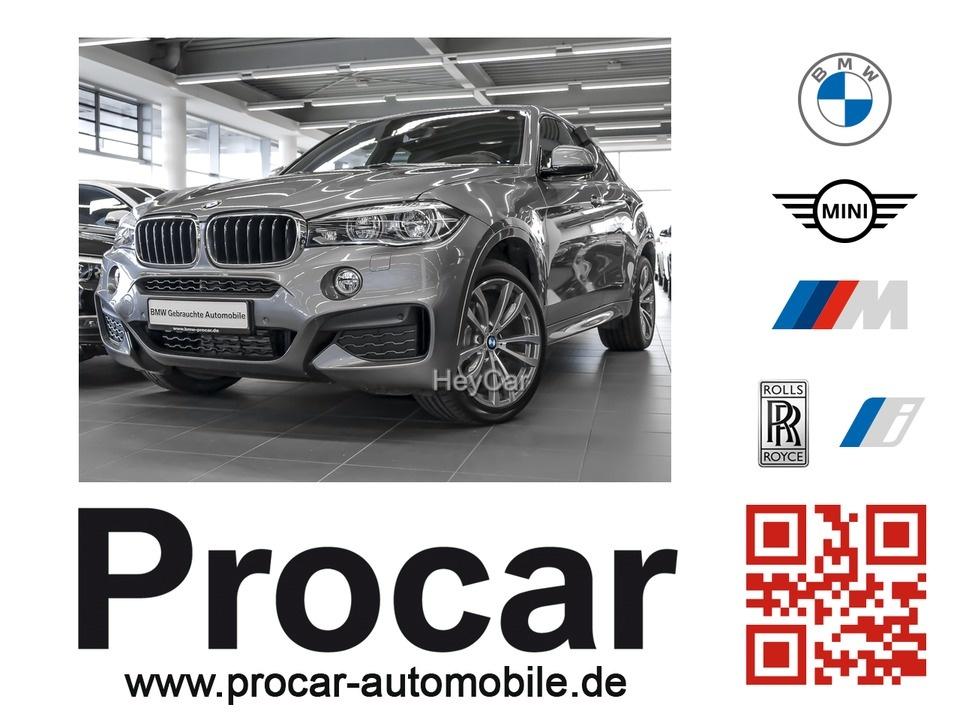 BMW X6 xDrive30d M Sportpaket Head-Up LED H/K Glsd., Jahr 2015, Diesel