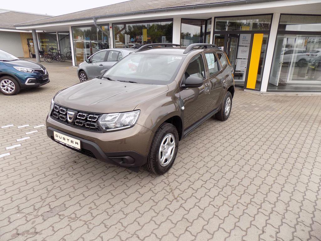 Dacia Duster finanzieren