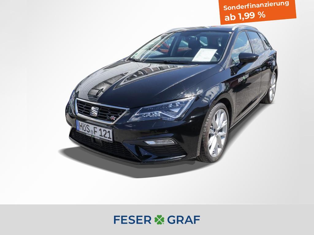 Seat Leon ST FR 1.5 TSI 110 kW LED*Navi*DAB*Beats*ACC, Jahr 2019, Benzin