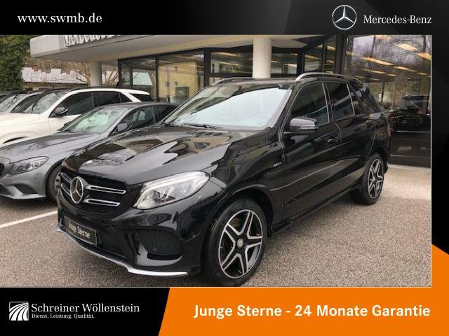 Mercedes-Benz GLE 450/ GLE 43 AMG 4M *COMAND*Distronic*AHK*, Jahr 2016, Benzin