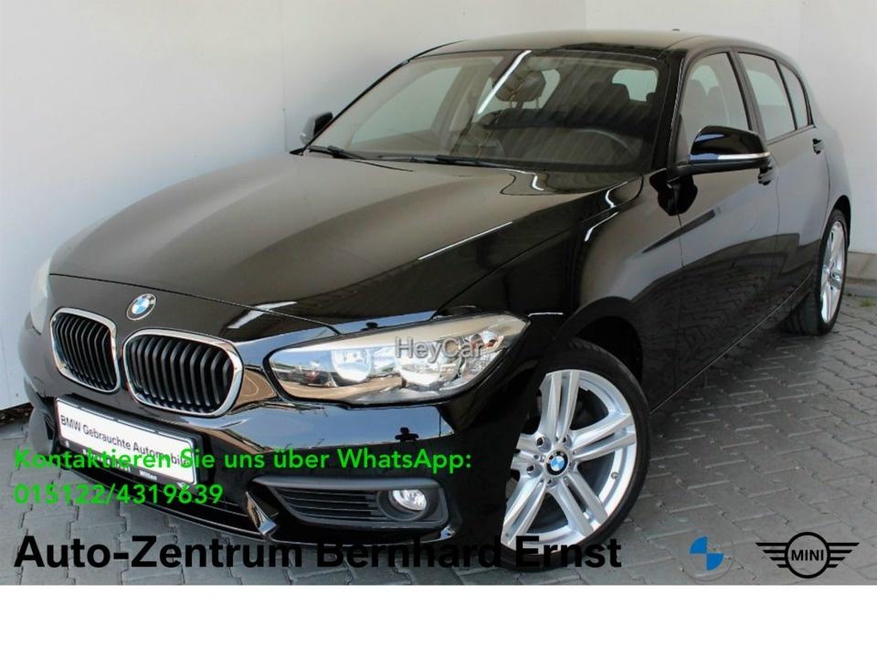 BMW 120i Advantage Navi Business Durchlade PDC NSW, Jahr 2017, Benzin
