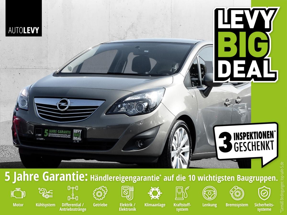 Opel MERIVA INNOVATION Sitzhzg*Lenkradhzg*PDC V+H, Jahr 2013, Benzin
