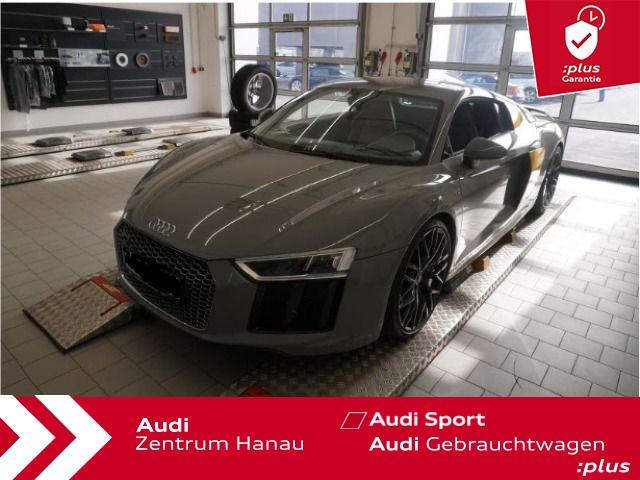 Audi R8 V10 Coupe UPE234T*LASER*MAGNETIC*B&O*ALCANTARA*RAUTENSTEPPUNG*SPORT-AGA*, Jahr 2017, Benzin