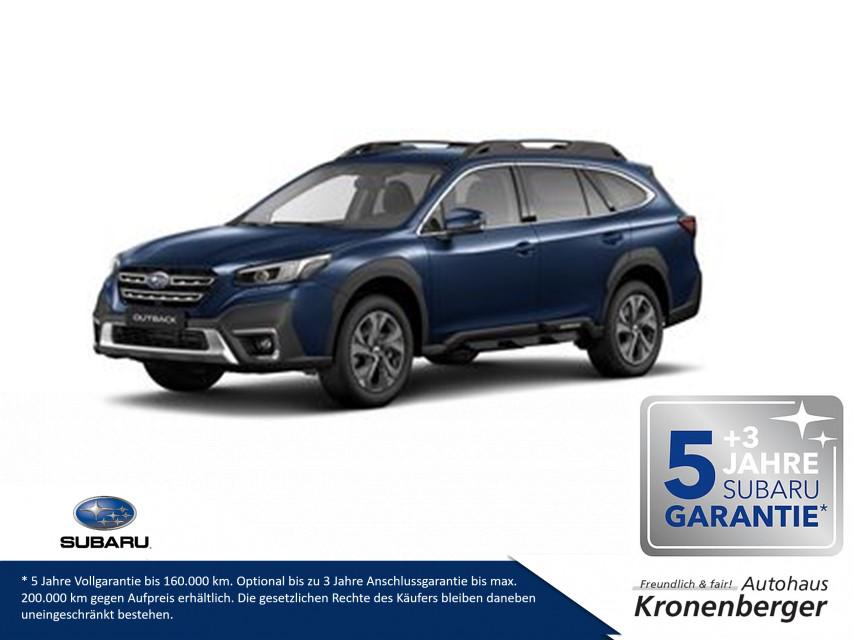 Subaru Outback 2.5i Active Lineartronic, Jahr 2021, Benzin