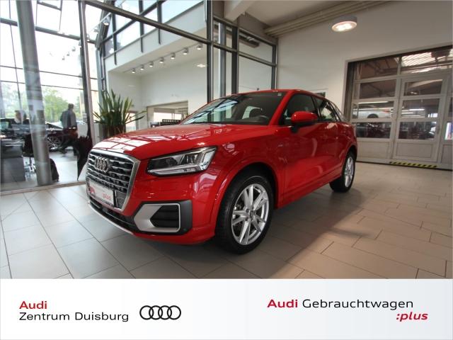 Audi Q2 1.4 TFSI sport S tronic S line LED Navi+, Jahr 2018, Benzin
