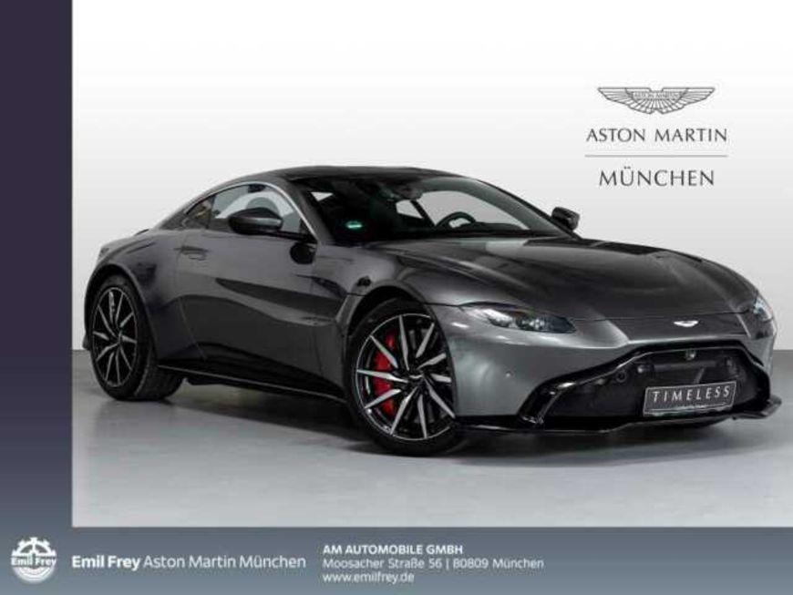 Aston Martin V8 Vantage NEW VANTAGE Carbon Bremse, Jahr 2019, Benzin