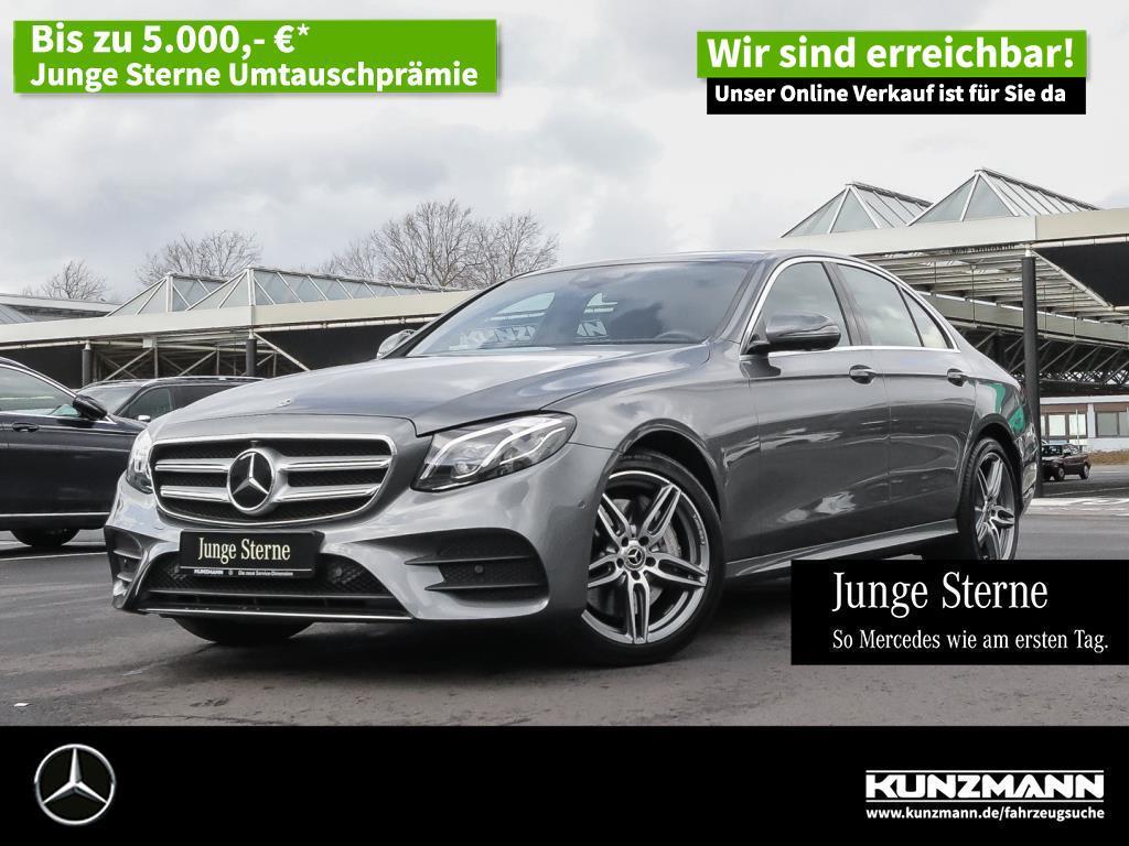 Mercedes-Benz E 450 4M AMG Comand Multibeam 360° PanoramaSD, Jahr 2019, Benzin