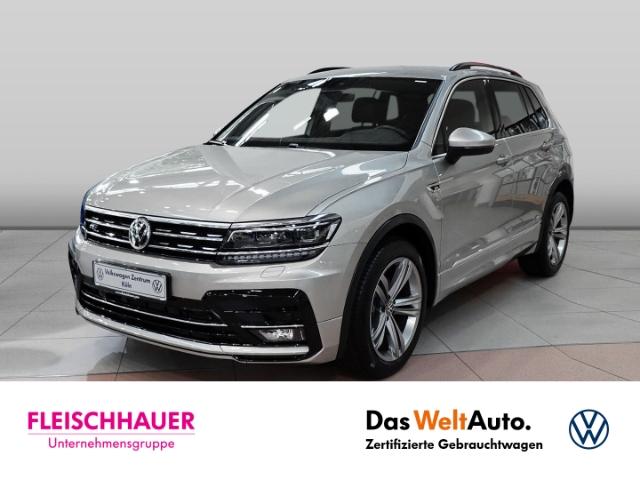 Volkswagen Tiguan Comfortline BMT 1.5 TSI R-Line LED NAVI AHK, Jahr 2020, Benzin