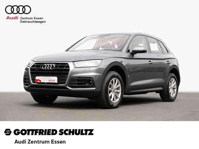 Audi Q5 2.0 TDI QUATTRO S-TRONIC NAV RÜFAHR SHZ PDC VO HI FSE MUFU, Jahr 2018, Diesel