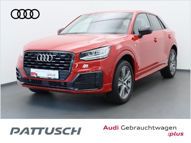 Audi Q2 35 TFSI sport S-Line Navi LED GRA Optikpaket, Jahr 2020, Benzin
