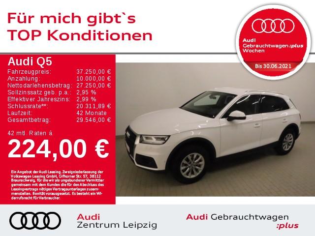 Audi Q5 2.0TDI quattro*HuD*Businesspaket*side assist*, Jahr 2018, Diesel