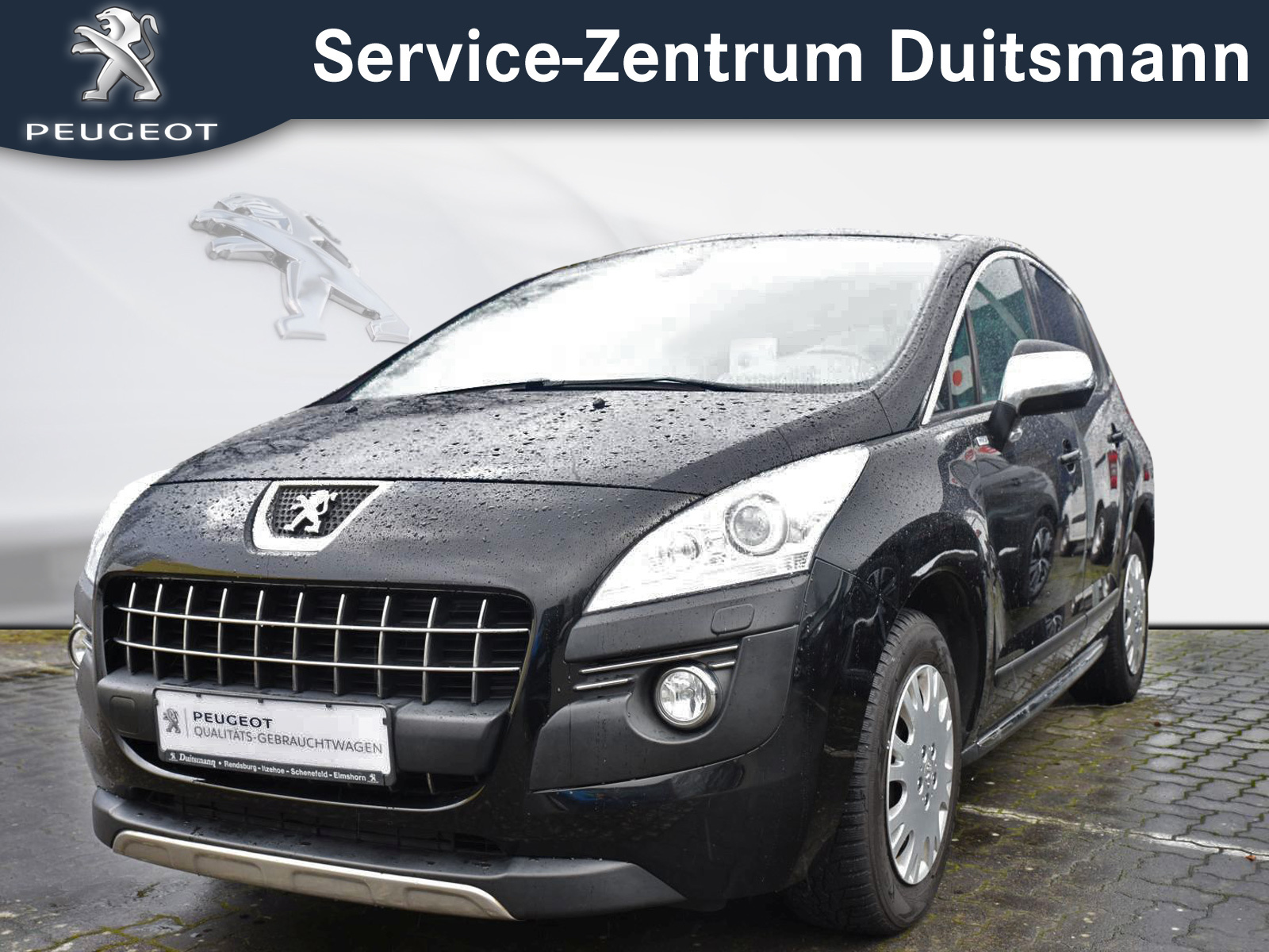 Peugeot 3008 HDi FAP 115 Style ++Pano-Glasdach++, Jahr 2013, Diesel